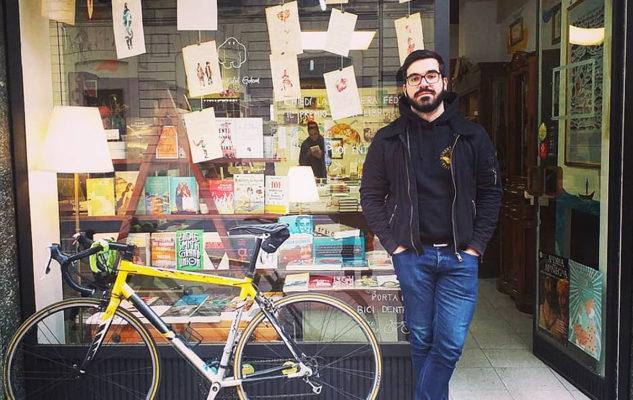 Libreria del Golem, Torino, fonte FB