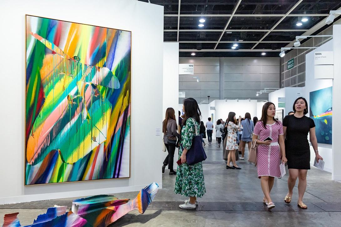 Art Basel in Hong Kong 2019 © Art Basel