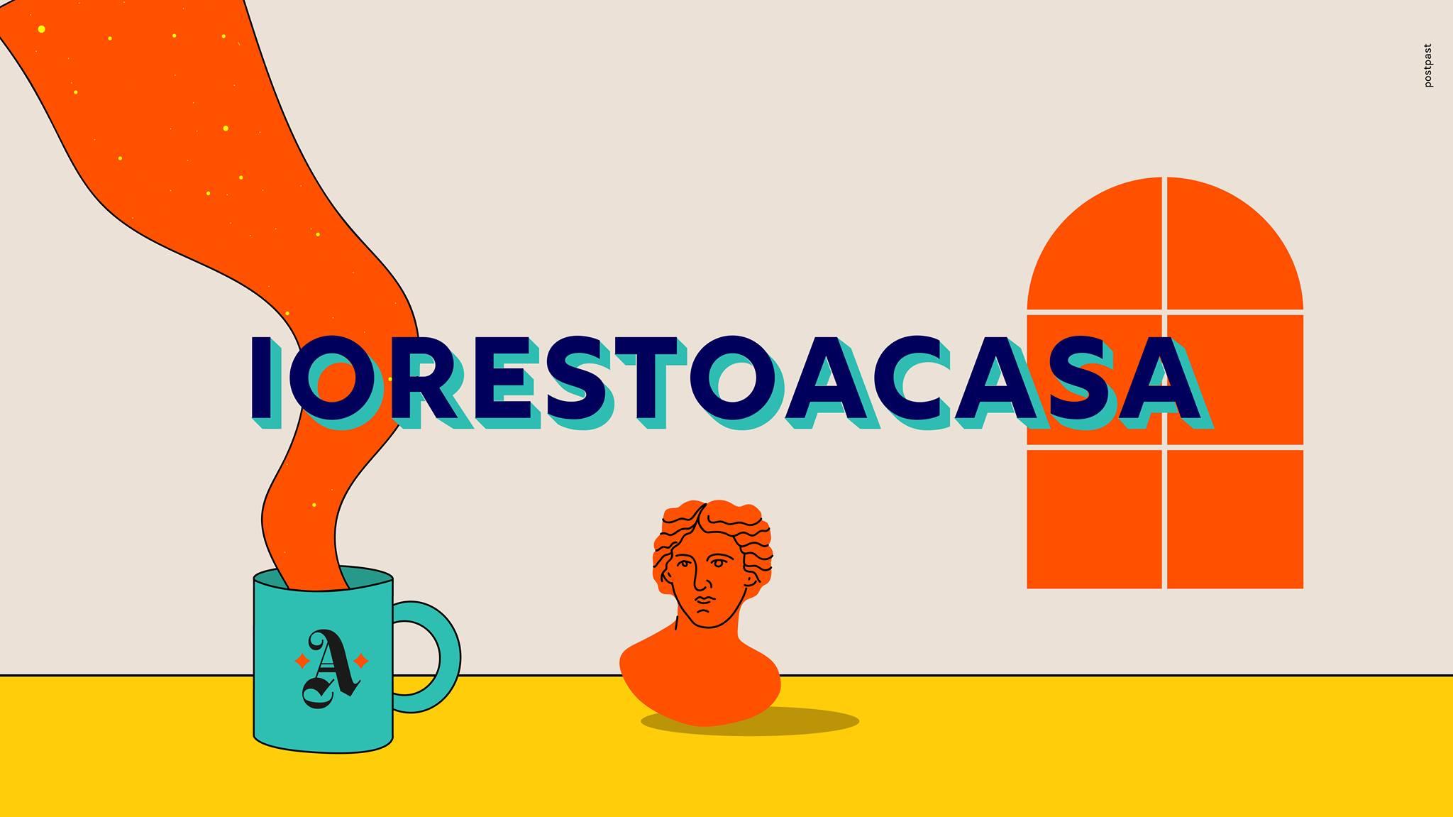 Artribune #iorestoacasa