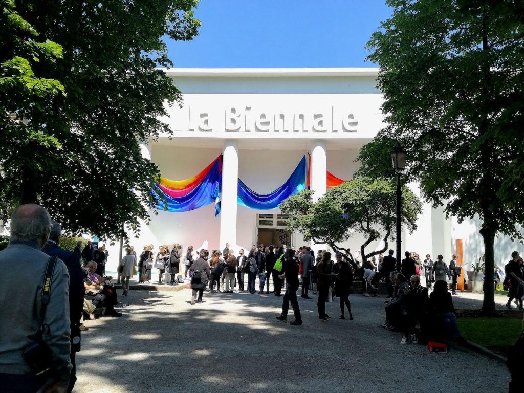 Biennale di Venezia. Ph. Desirée Maida