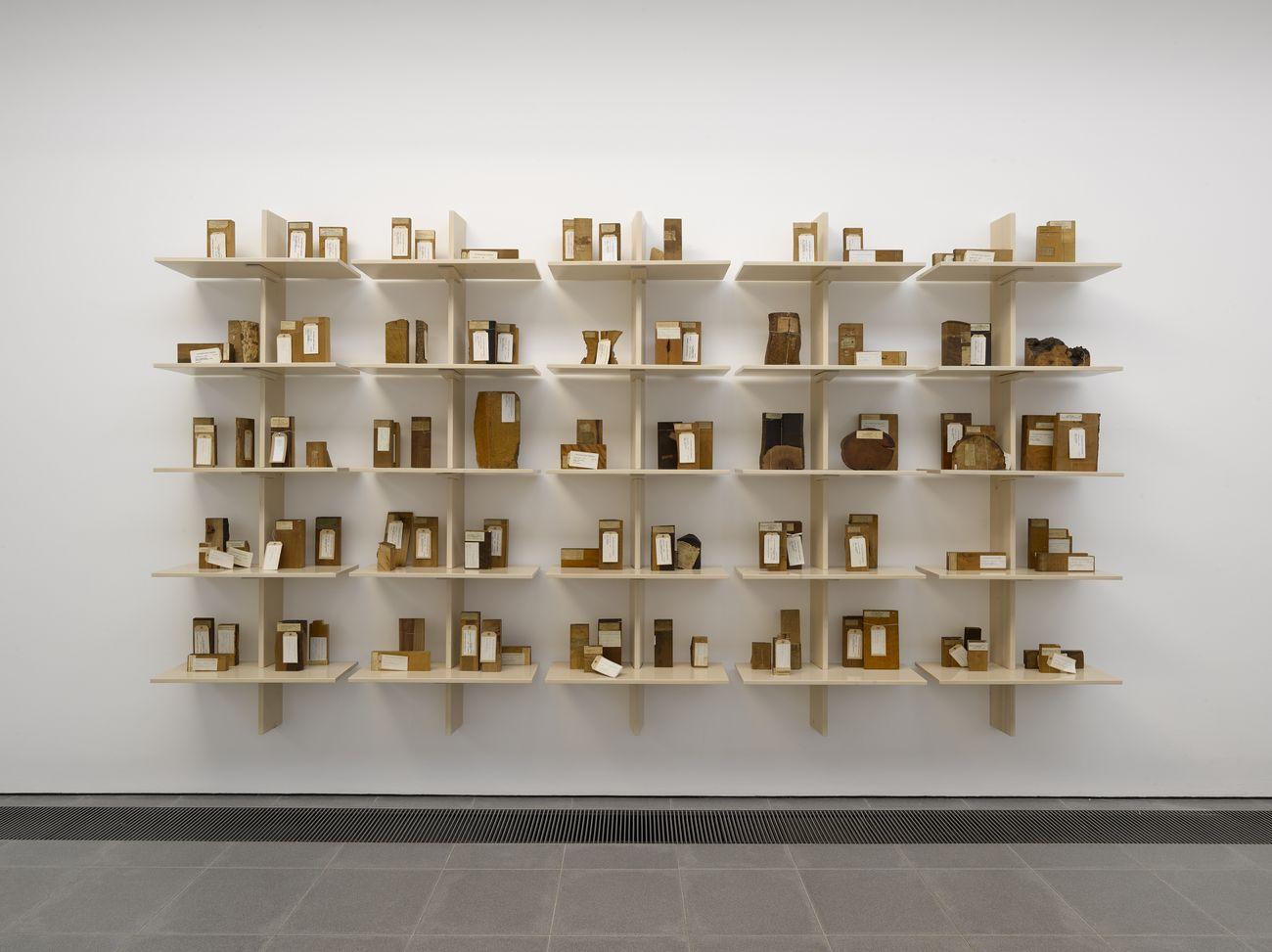 Formafantasma, Cambio, installation view at Serpentine Galleries, Londra 2020. Photo credit George Darrell