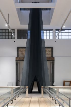 Francesca Torzo. Chaosmos. Exhibition view at Triennale, Milano 2020. Photo © Gianluca Di Ioia