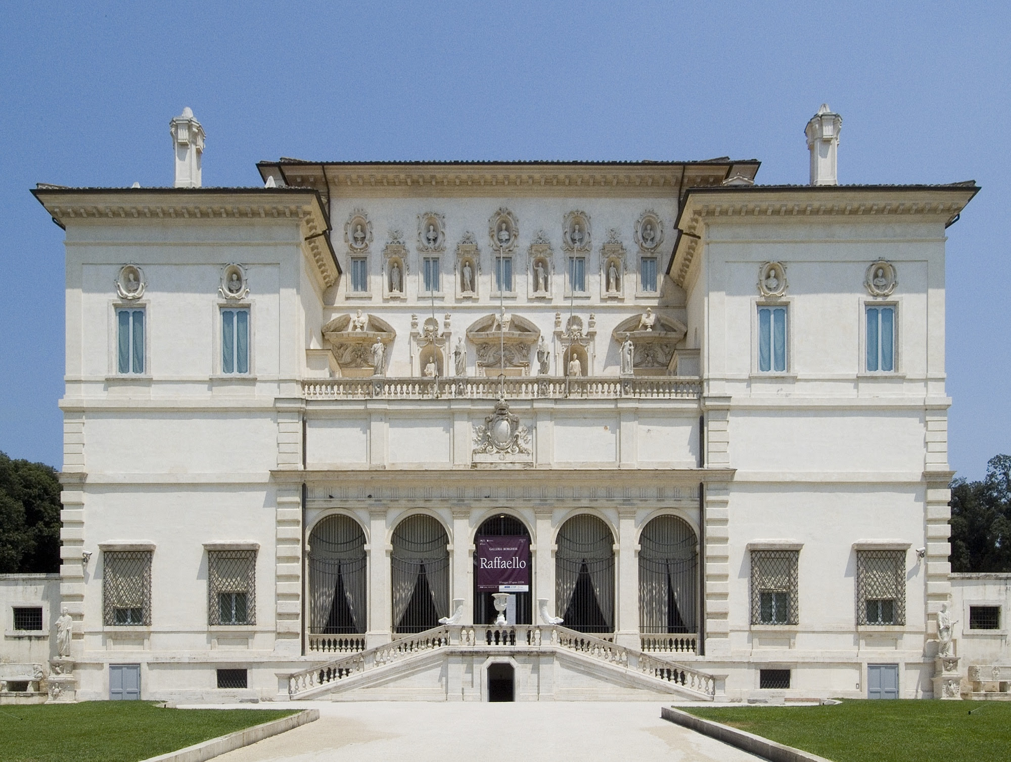 Galleria Borghese. Ph. F. Vinardi