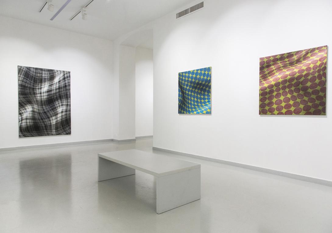 Galleria Galleria Luca Tommasi, mostra Peter Schuyff