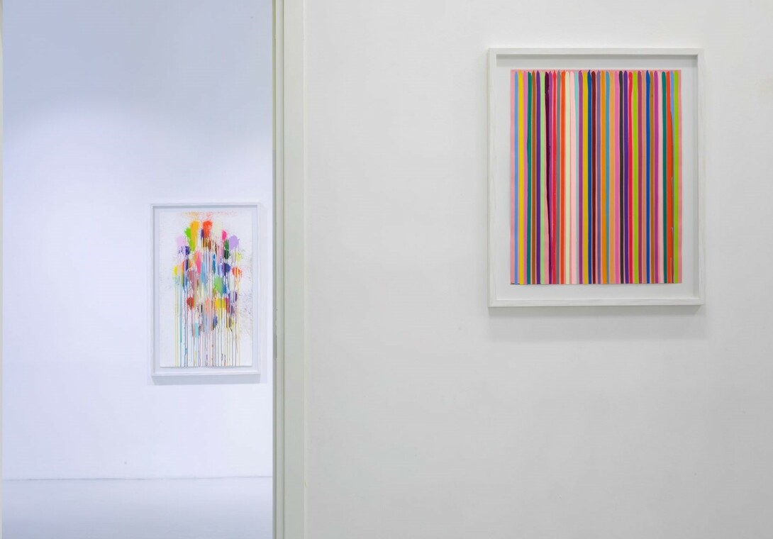 Galleria Luca Tommasi, mostra Ia Davenport