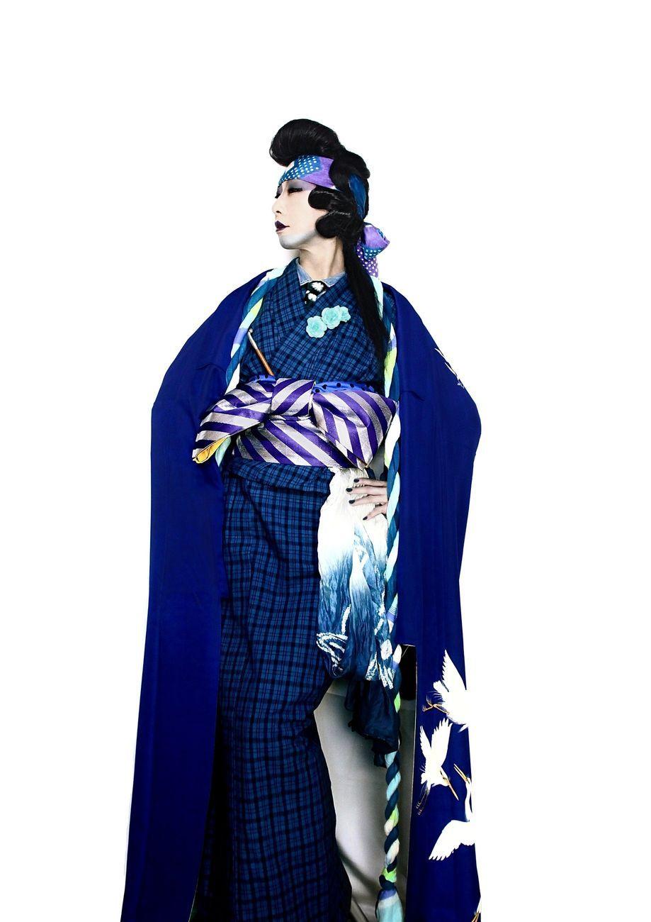 Kimono Times, Akira Times, 2017. Image Courtesy of Akira Times