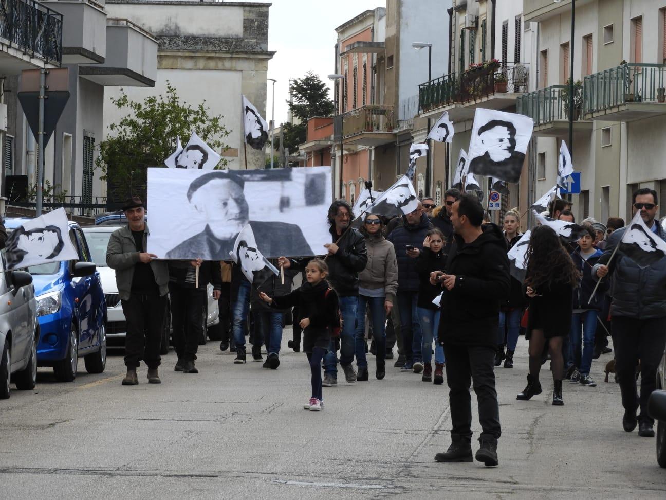 Manifestazione del primo marzo. Ph. Costanza Simonetta.