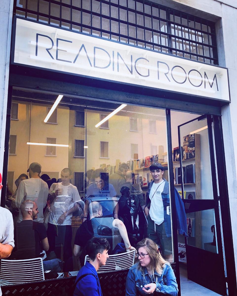 Reading Room, Milano