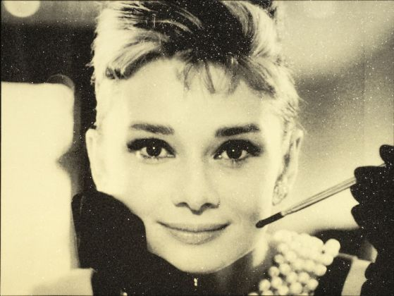 Russell Young, Audrey Hepburn