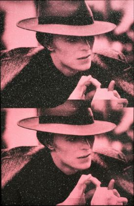 Russell Young, David Bowie. Waiting In the Sky Pink