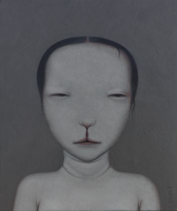 Shao Fan, Grandmother Rabbit, 2012. Courtesy Sigg Collection