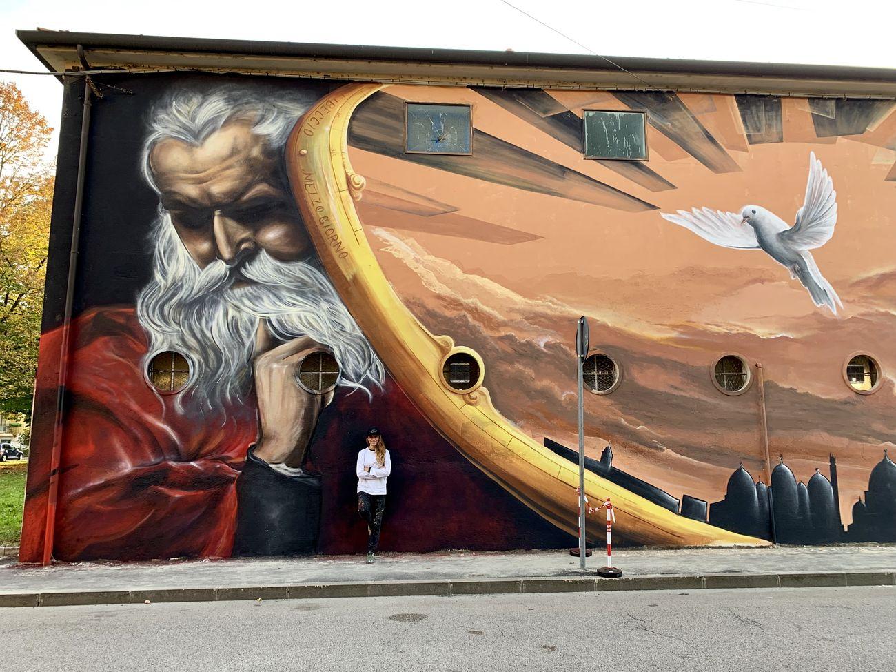 SteReal, Illuminami, Padova, 2019
