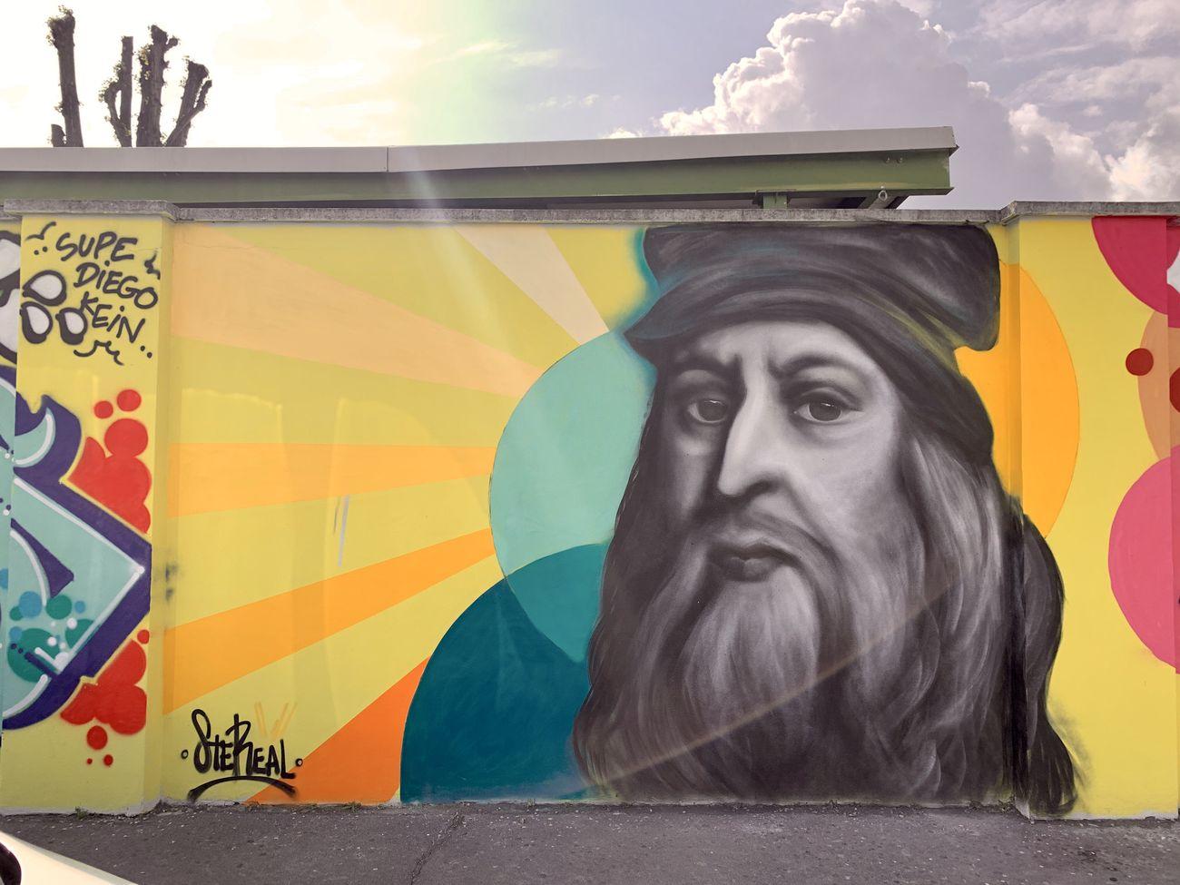 SteReal, intervista alla street artist sognatrice