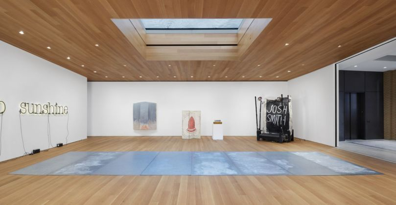 Third Dimension. Installation view at Brant Foundation, New York 2020. Photo Tom Powel Imaging
