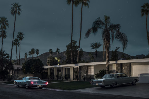 Tom Blachford East Sierra Way Midnight Modern 2018 represented by ARTITLEDcontemporary Netherlands