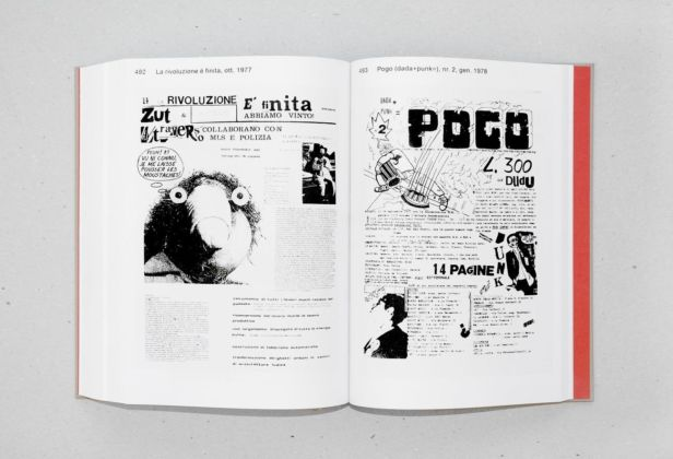 YES YES YES. Revolutionary Press in Italy 1966 1977 from Mondo Beat to Zut (Viaindustriae publishing – A+M Bookstore, Foligno Milano 2020)