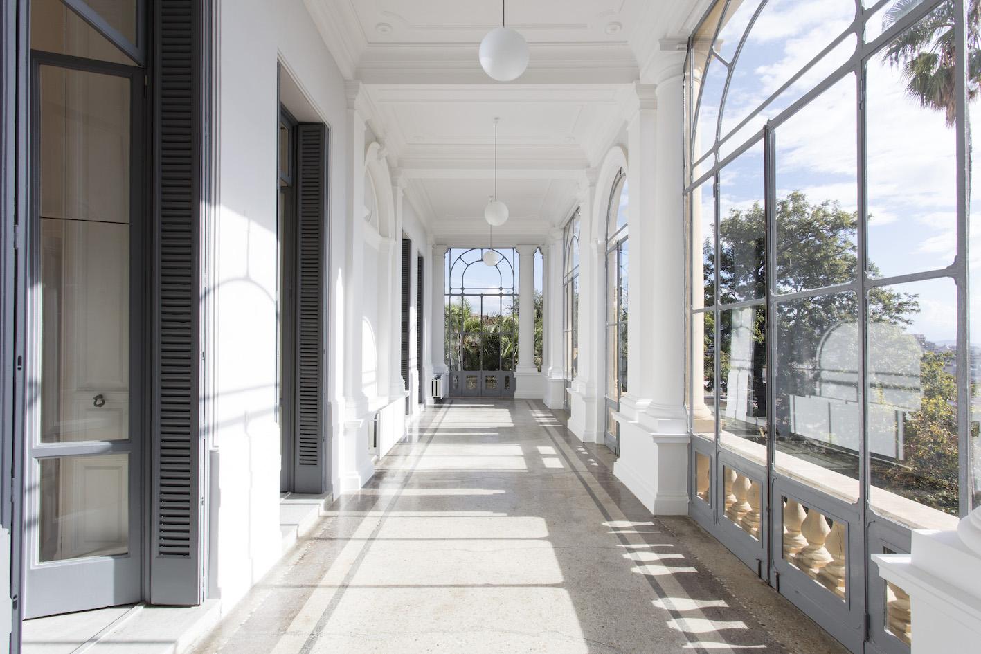 Thomas Dane Gallery in Naples Photo: Amedeo Benestante