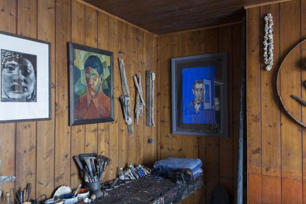 Interno del cottage © Howard Sooley