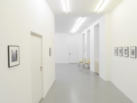 """Andràs J. Nagy """"Naked City II"""" Knoll Galerie Wien Installation view, Courtesy Knoll Galerie Wien."""