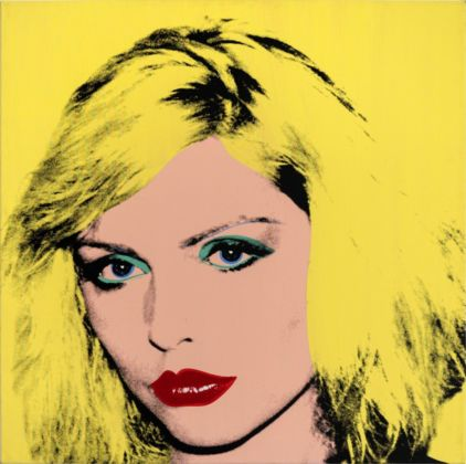Andy Warhol (1928 – 1987) Debbie Harry 1980 Private Collection of Phyllis and Jerome Lyle Rappaport 1961 © 2020 The Andy Warhol Foundation for the Visual Arts, Inc. / Licensed by DACS, London.
