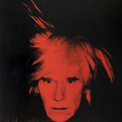 Andy Warhol (1928 – 1987) Self Portrait 1986 Tate © 2020 The Andy Warhol Foundation for the Visual Arts, Inc. / Licensed by DACS, London.