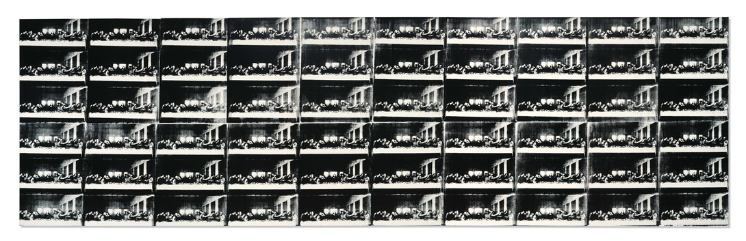 Andy Warhol (1928 – 1987) Sixty Last Suppers 1986 Nicola Erni Collection © 2020 The Andy Warhol Foundation for the Visual Arts, Inc. / Licensed by DACS, London.