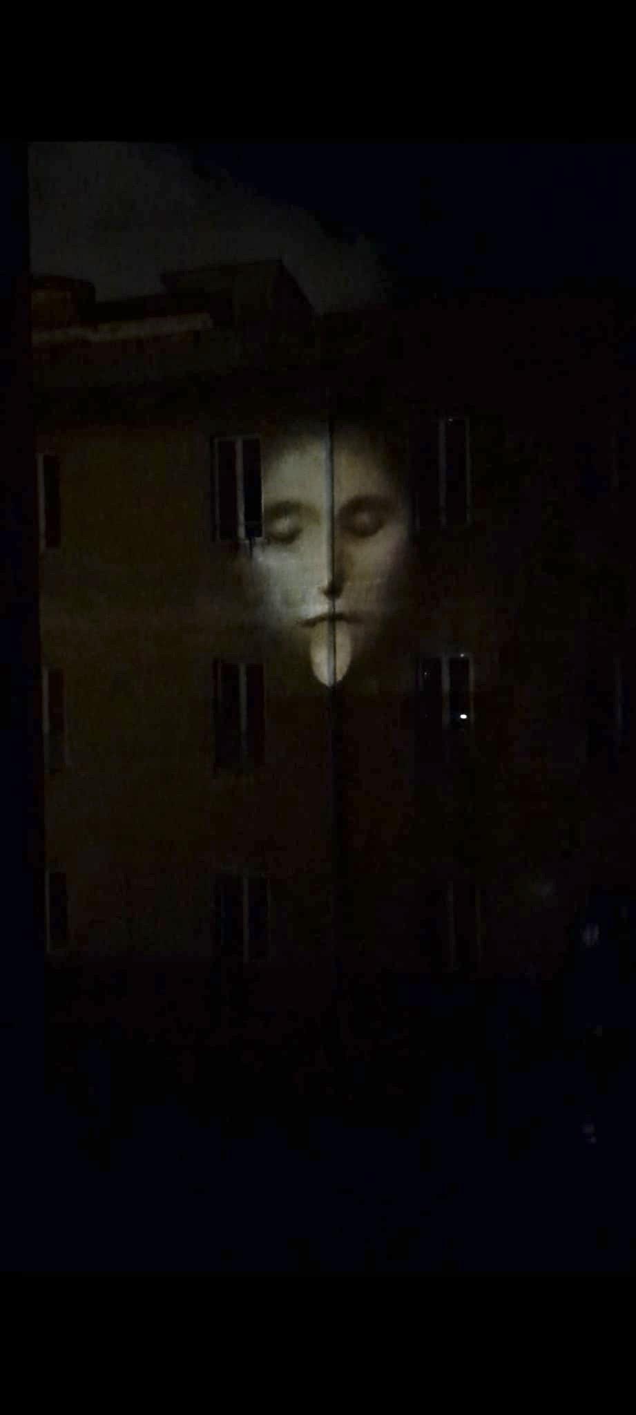 Cine Stabilimento Ostiense, Sunstone (1979) di Ed Emshwiller foto di Eleonora De Caroli