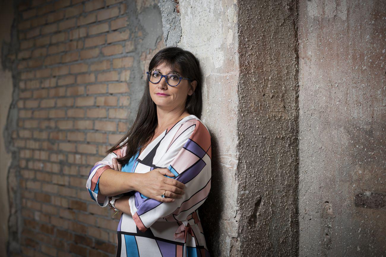 Ilaria Bonacossa. Photo © Giorgio Perottino Artissima