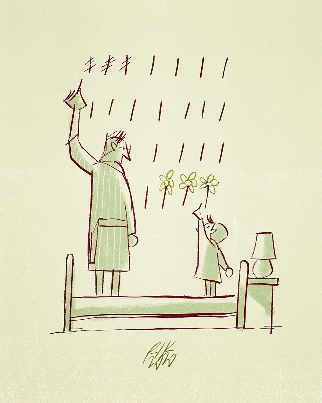 Illustrazione di Riccardo Guasco, www.riccardoguasco.com