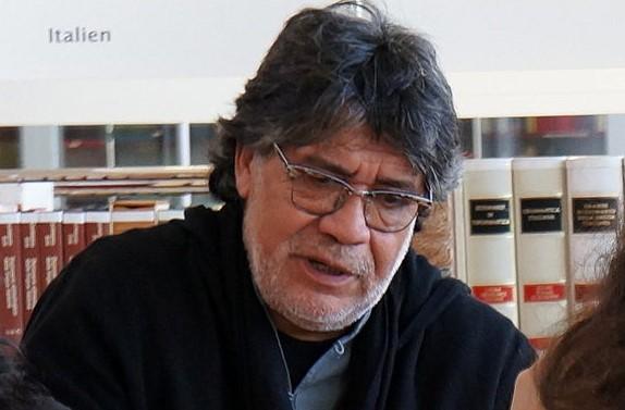 Luis Sepulveda via Wikipedia