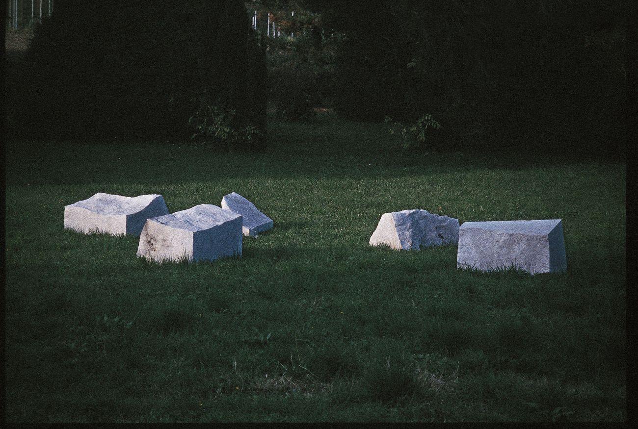 Luogo d'aurora, 1983-87