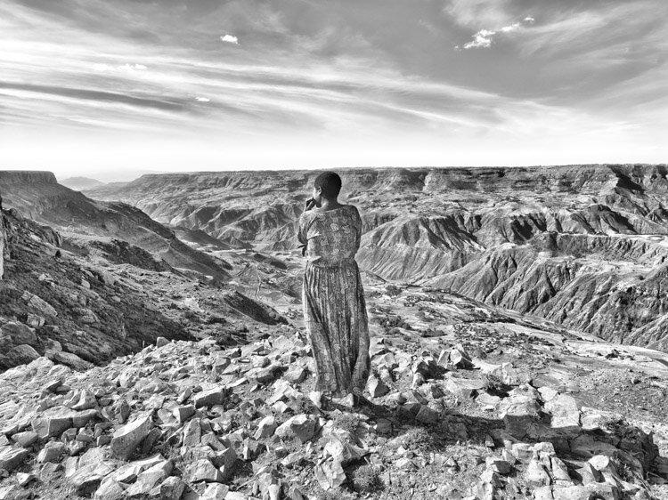 Marco Paoli, Altopiano Delanta Etiopia, 2012 courtesy Art For Covid