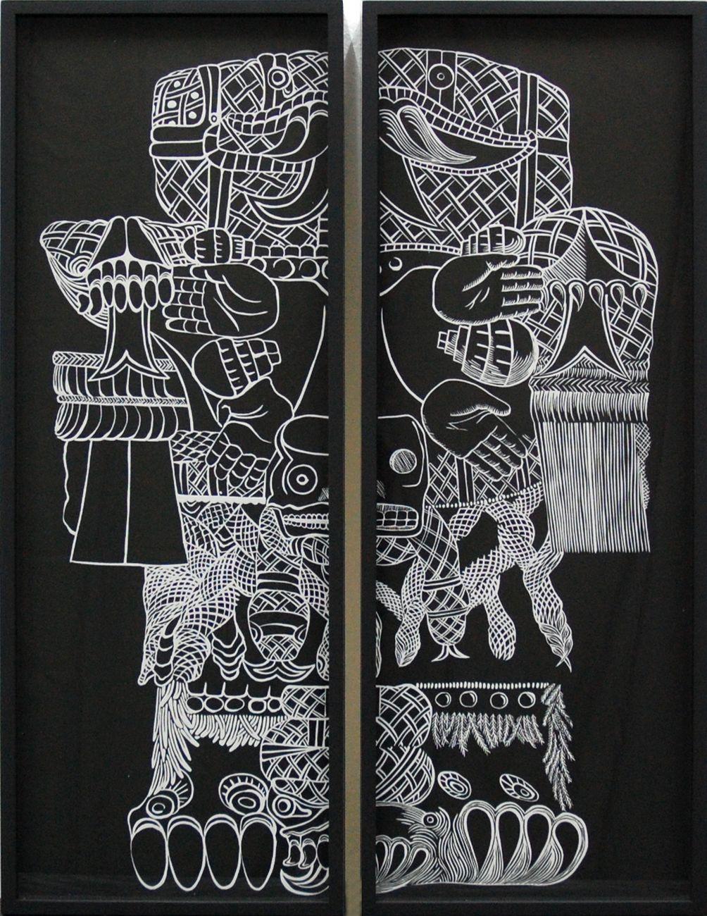 Mariana Castillo Deball, De otro fue la palabra antes que mia, 2010. Courtesy the Artist