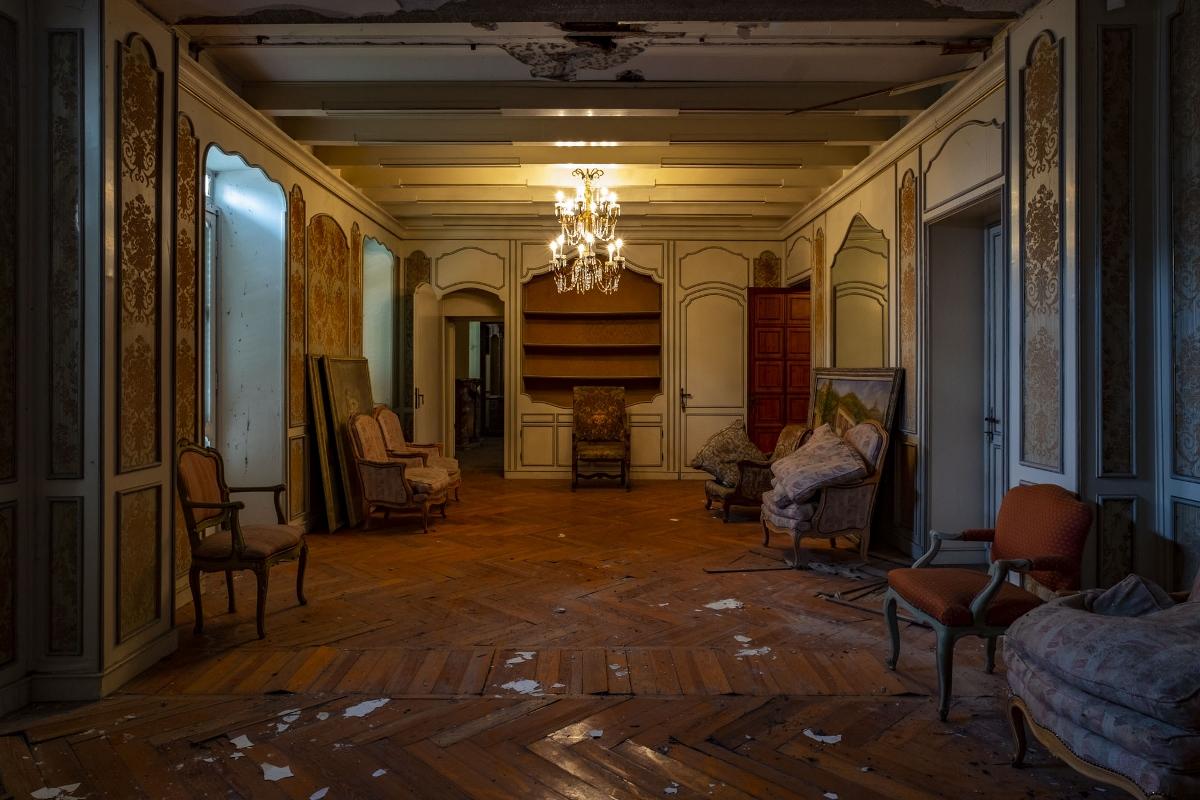 Villa Altissimo, Moncalieri, Bando Hill of the Arts