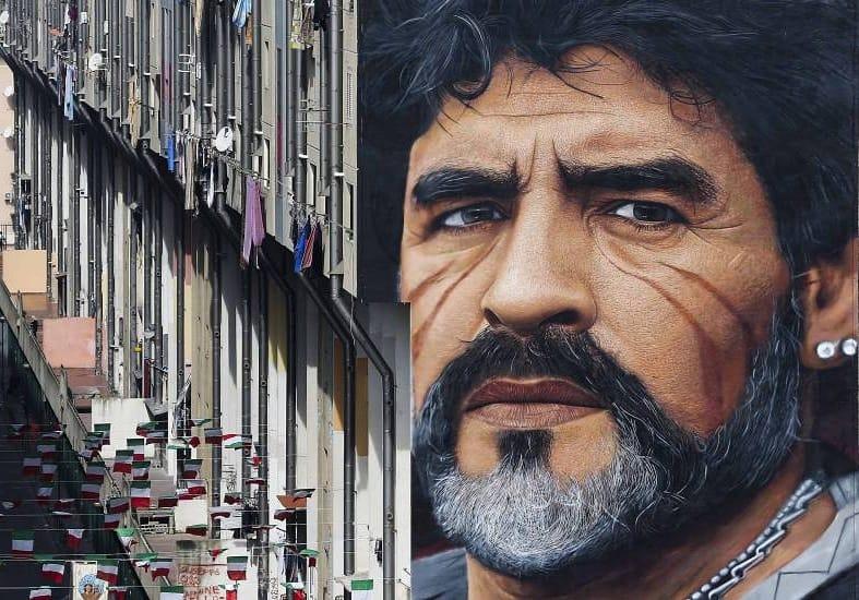 Jorit - Maradona