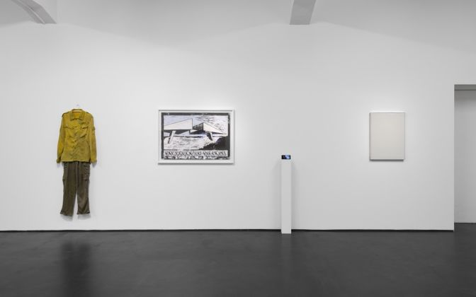 Alexander Levy, Accrochage, Installation View ph Trevor Good. Courtesy the artist and Alexander Levy