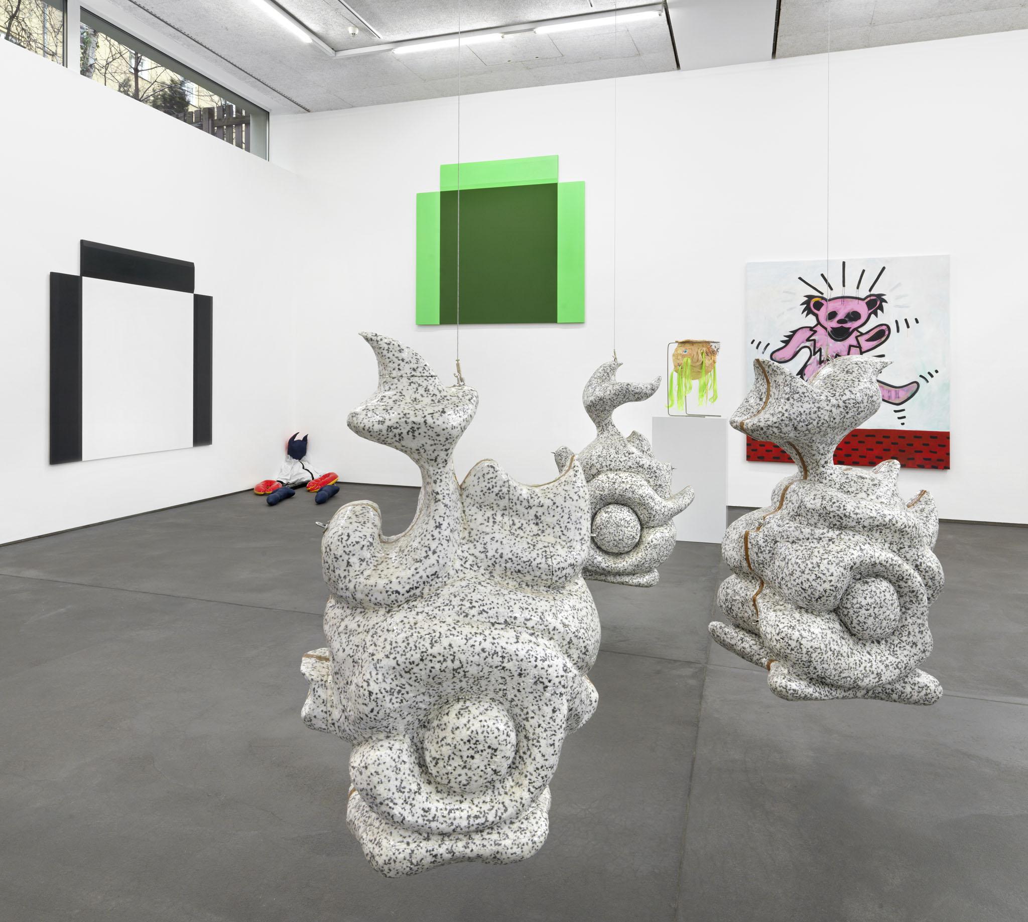 Dittrich e Schlechtriem, Duna Bianca. Courtesy Dittrich e Schlechtriem, Berlin. Ph. Jens Ziehe, Berlin Gallery Weekend