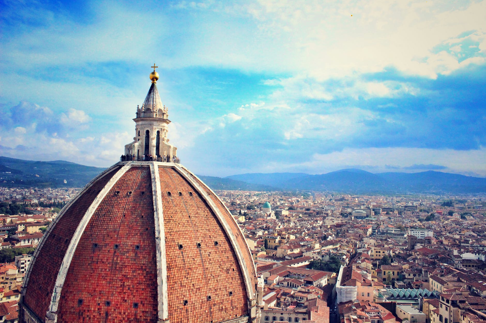 Firenze via pexels