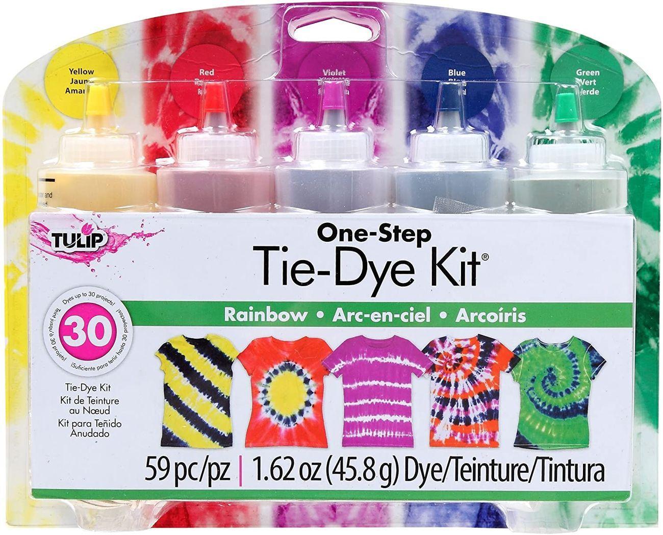 Kit per il tie-dye di Tulip