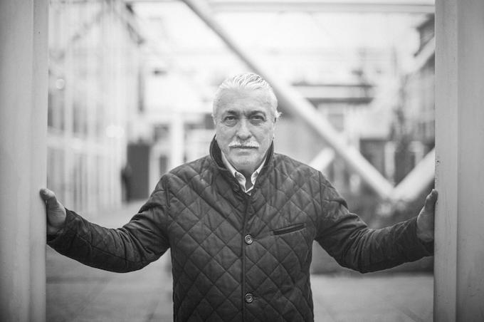 Klaus Wolbert Foto di Gianluca Vassallo, 2014