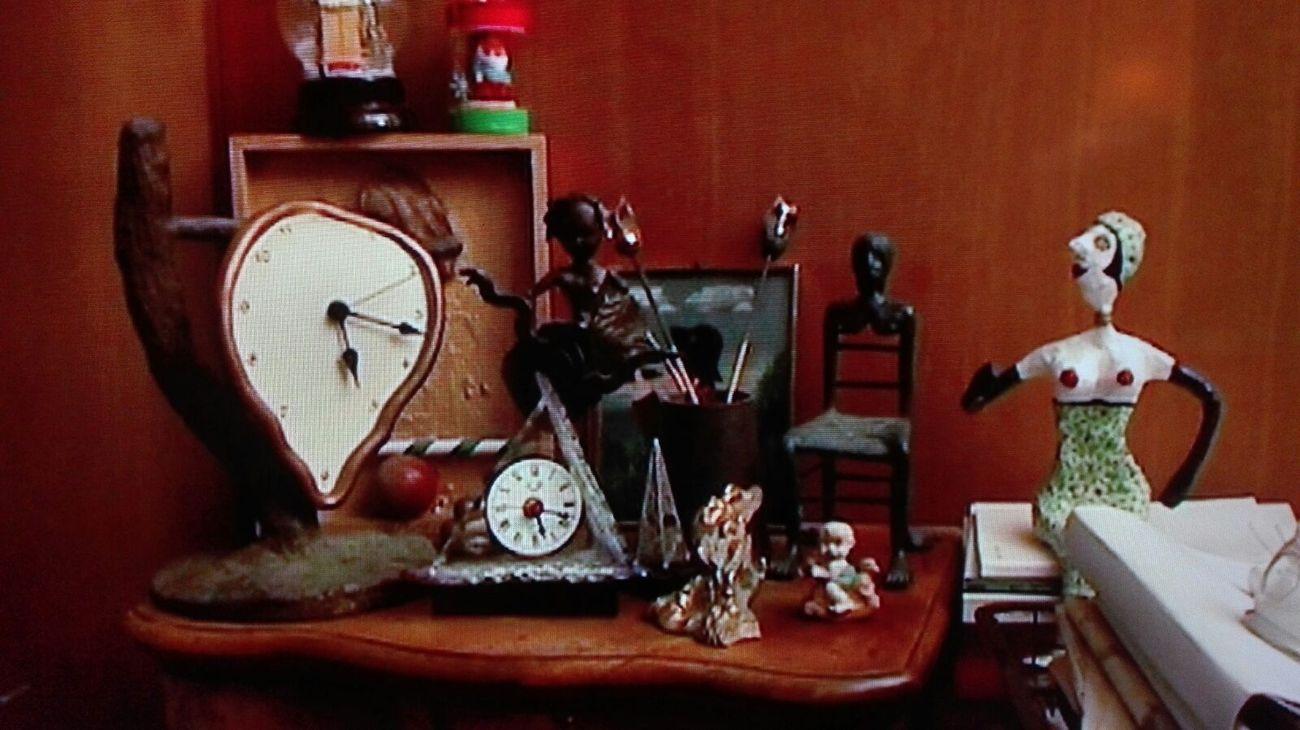 L'altarino Kitsch di Gillo Dorfles