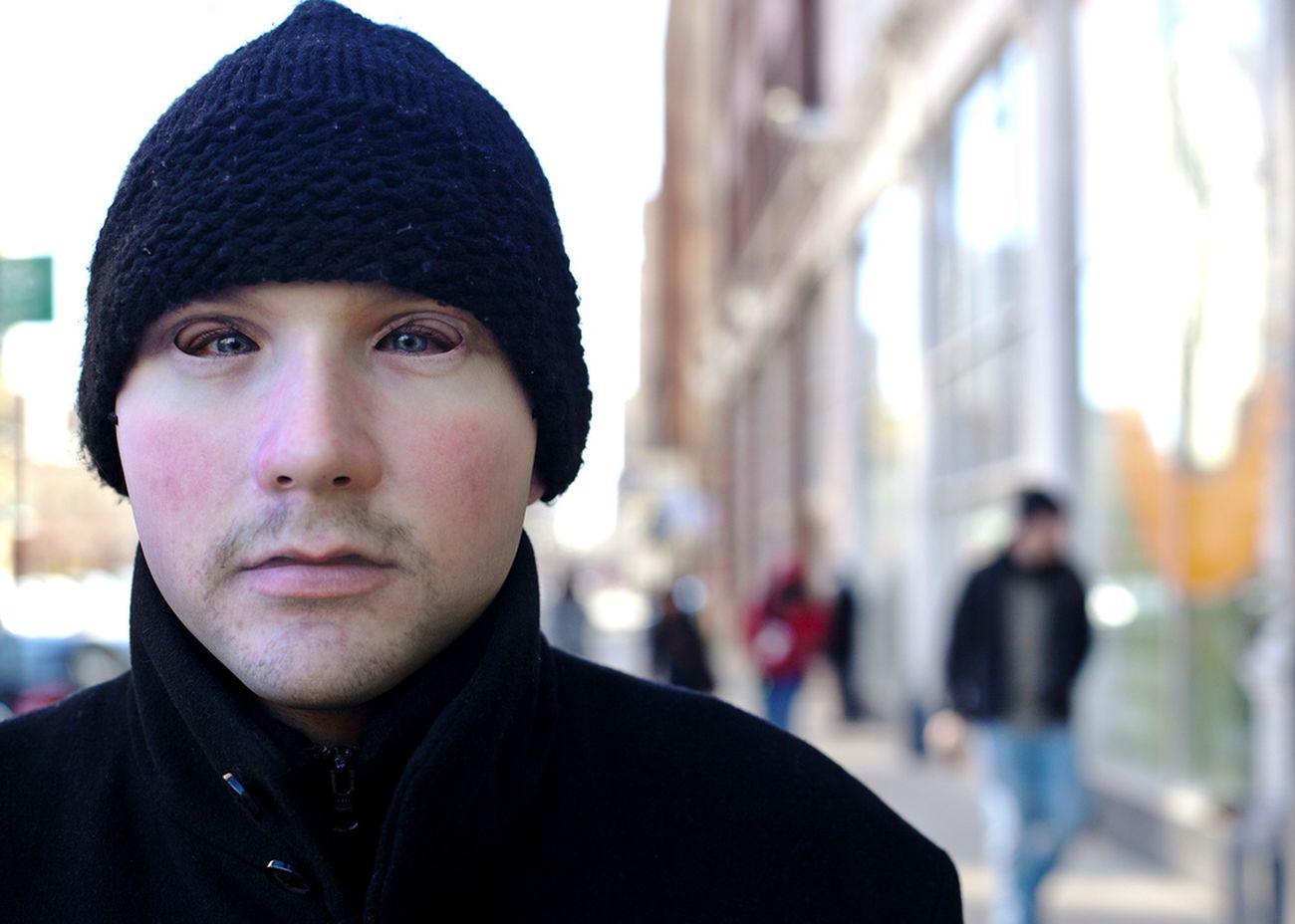 Leo Selvaggio, URME Surveillance Identity Prosthetic