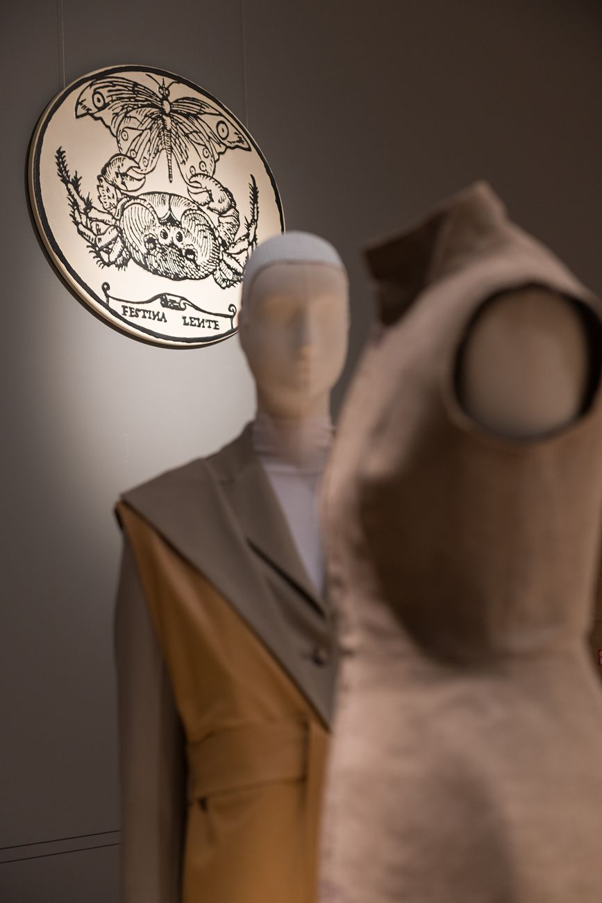 Memos. Installation view at Museo Poldi Pezzoli, Milano 2020. Photo Francesco de Luca