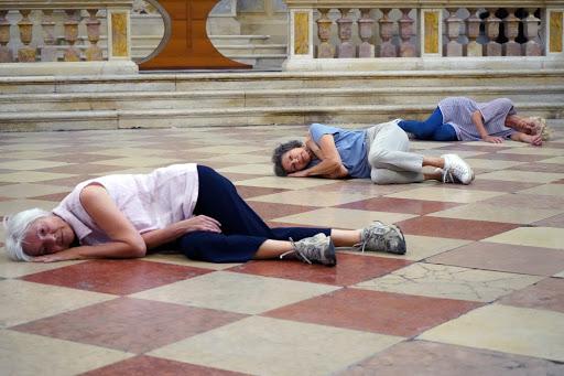 My Heart goes boom, coreografia di Daniele Ninarello per i Dance Well dancers. Photo Daniele Ninarello