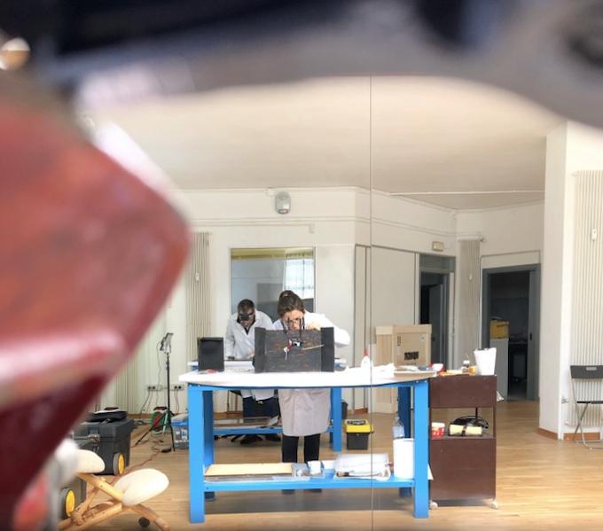 Oltremodo Studio - laboratorio di restauro