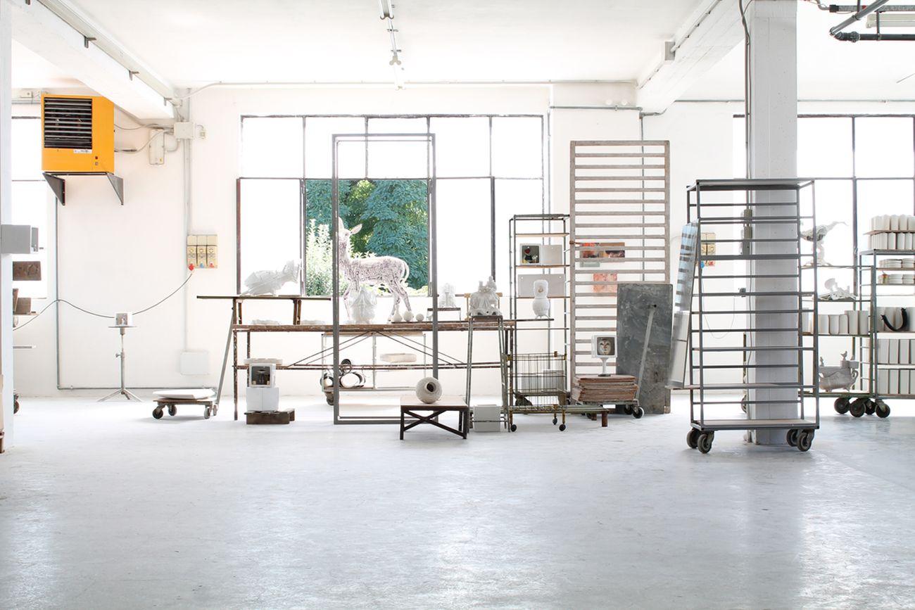 POL, Paolo Polloniato, Atelier Pol, 2014, materiali vari, installazione ambientale, ph. POL, courtesy l'artista