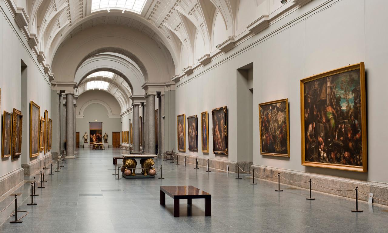 Prado, la Galleria Centrale - Copyright Museo del Prado