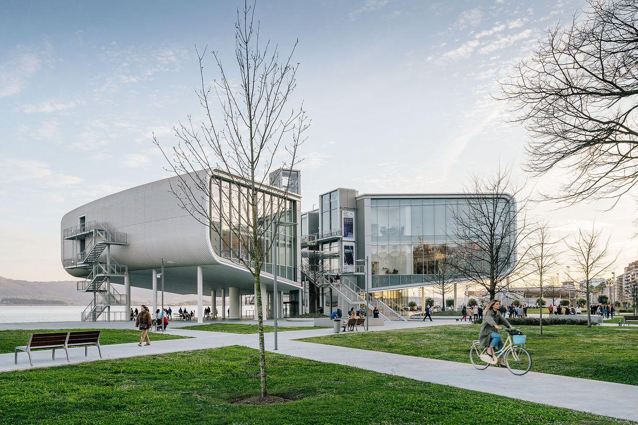 Renzo Piano, Fundación Botín Centro Botín, Santander 2018 © Fundación Botín Centro Botín