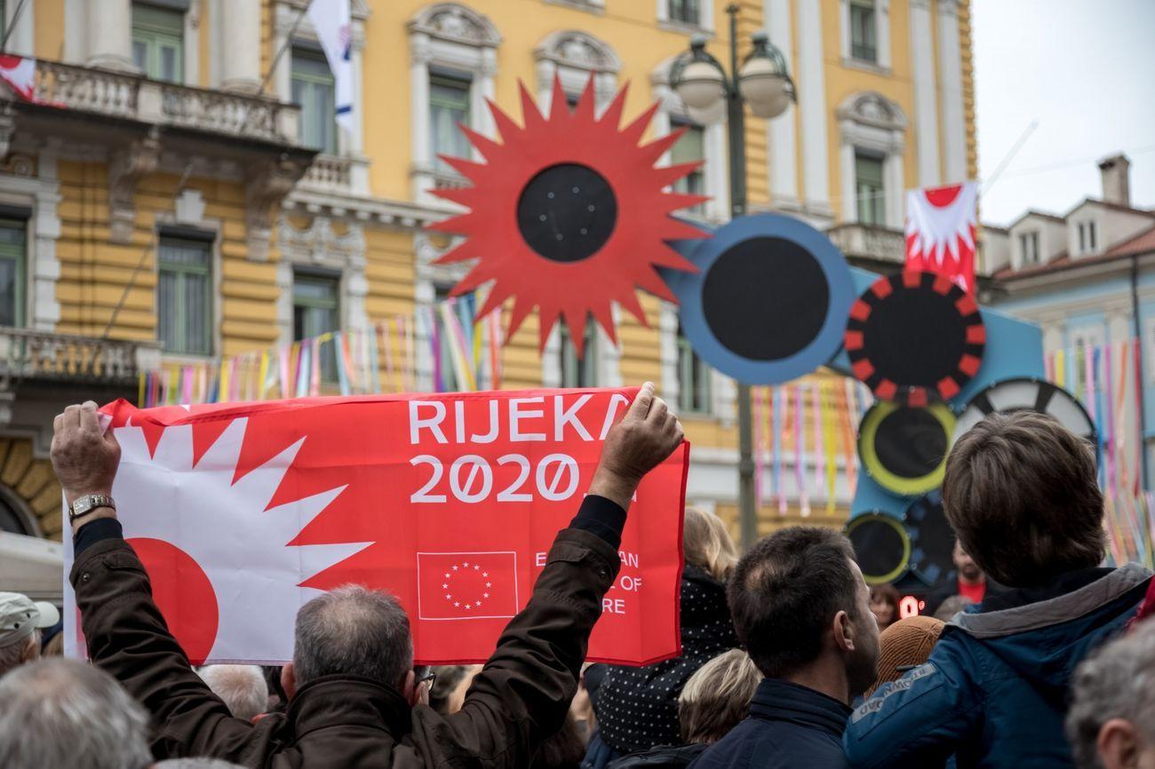 Rijeka Capitale Europea della Cultura 2020, opening day