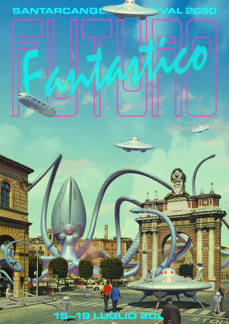 Santarcangelo Festival 2050. Il manifesto